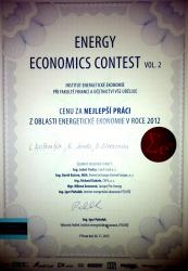 Energy Economics Contest 2012